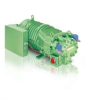 BITZER Compressor Semi-Hermetic