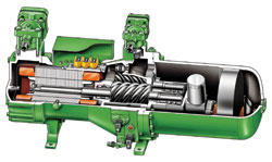 Bitzer Screw Compressors