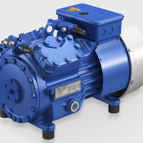 Semi-hermetic compressor HA Series Air-cooled